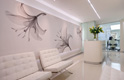 waiting area - dr. susan nel dental studio - pretoria, johannesburg
