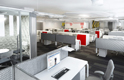 open plan office - rio tinto hq - johannesburg