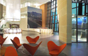 reception - webank head office - johannesburg