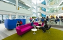 Telkom Centurion Campus - Hub Atrium - Collaboration Area