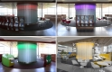 Standard bank - Pause Area - Color variations